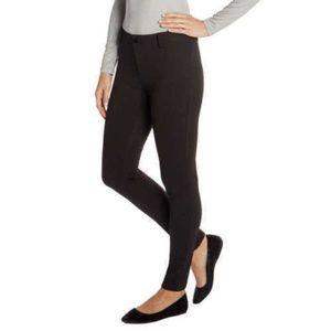 Mario Serrani Women's Knit Legging Black Pant